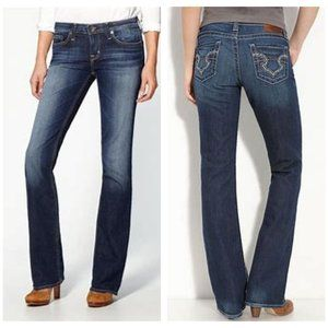Big Star Jeans Remy Low Rise Bootcut Dark Cowgirl